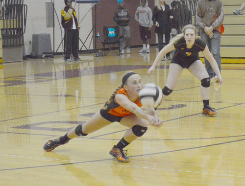 Courtney e lindquist volleyball laporte high school for Laporte schools employment