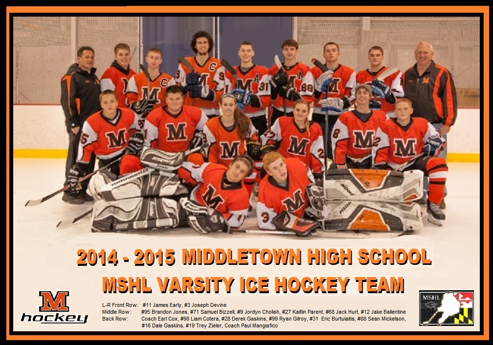 Ice Hockey – Middletown High School – Photos – Middletown