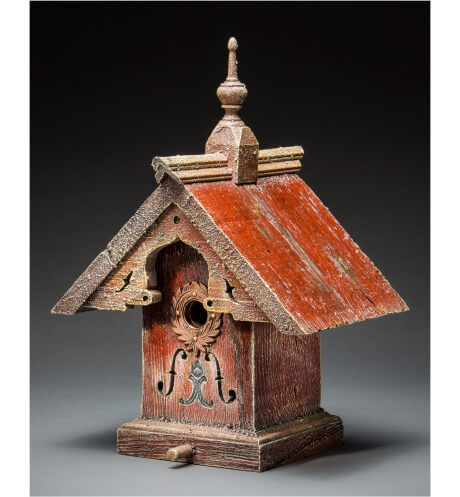 John Guertin/Barns Into Birdhouses
