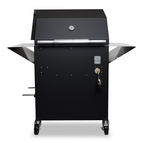 M1 From Mgrills Charcoal Grill Amp Wood Smoker Big Poppa