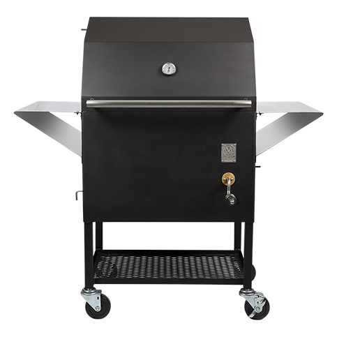 B2 Charcoal Grill & Wood Smoker
