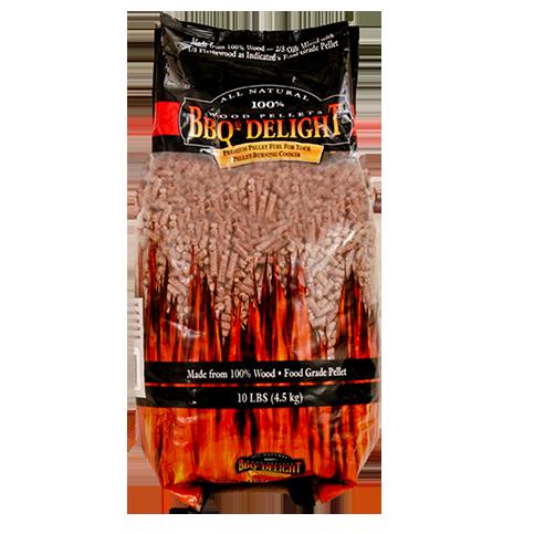 BBQr's Delight Pecan Pellets