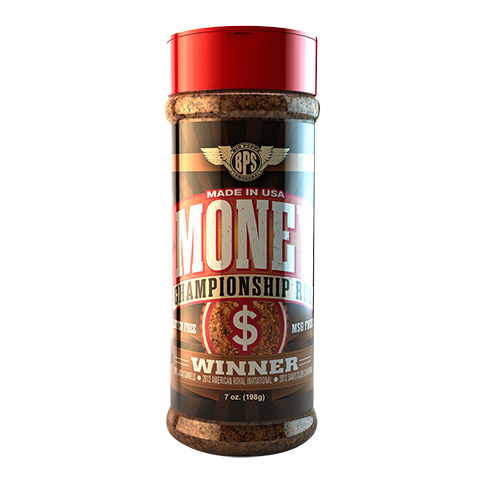 Money BBQ Rub - 7oz
