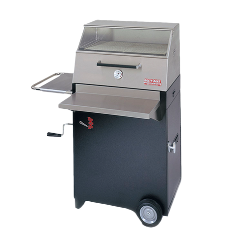 Hasty Bake Continental 83 Dual Finish Charcoal Grill