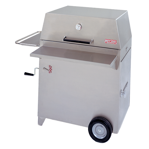 Hasty Bake Legacy 132 Stainless Steel Charcoal Grill