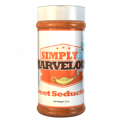 Simply Marvelous Sweet Seduction BBQ Rub