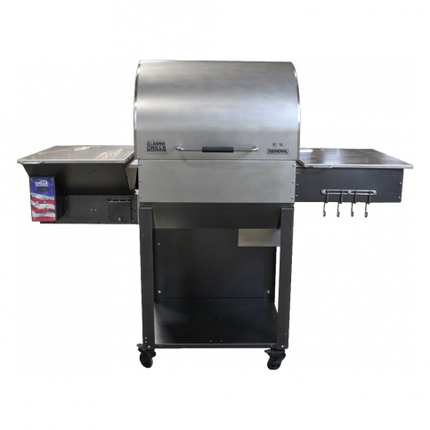 MAK 2 Star General Pellet Grill & Smoker