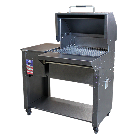 MAK 1 Star General Pellet Grill & Smoker 2016 Model w/FlashFire Ignition