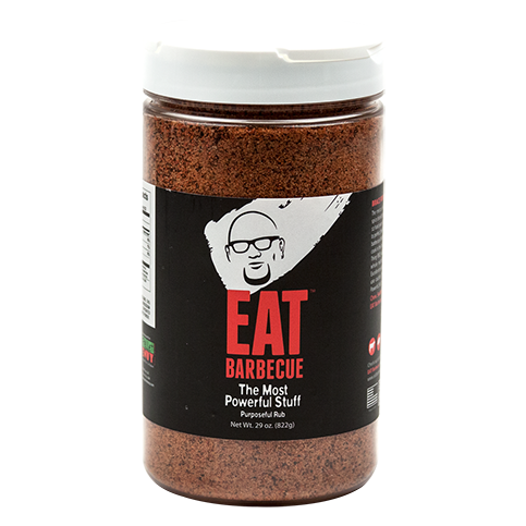 EAT BARBECUE The Most Powerful Stuff 29oz.
