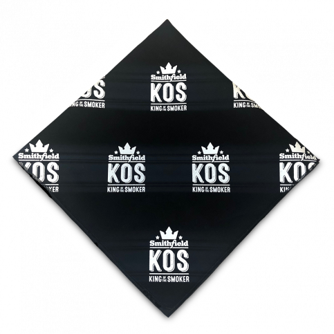 2018 King of the Smoker Bandana