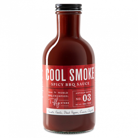 Cool Smoke Spicy BBQ Sauce