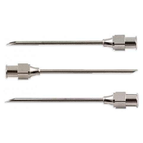 Pro Shot Meat Injector 14 Gauge Needles - 3 Pack