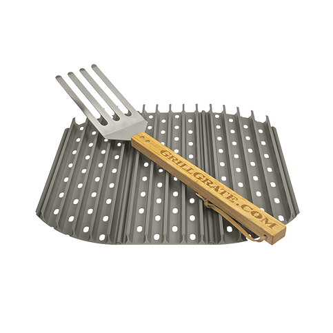 "GrillGrate for Drum Smoker 20"" length"