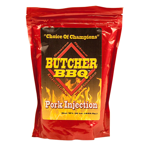 Butcher BBQ Pork Injection - 1lb