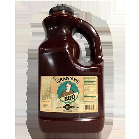 Granny's BBQ Sauce - 1 Gallon