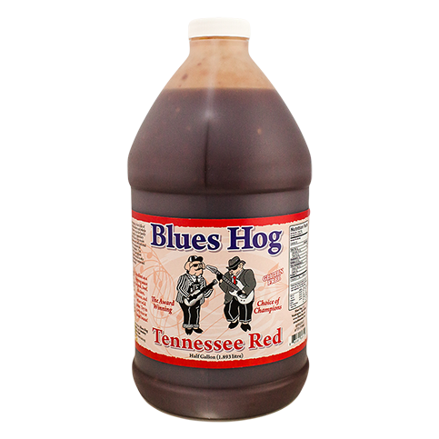 Blues Hog Tennessee Red Sauce - 1/2 Gallon
