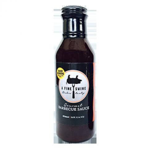 A Fine Swine Original Gourmet BBQ Sauce - 16.5oz