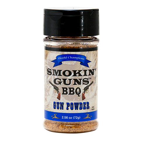Smokin' Guns BBQ - Gun Powder