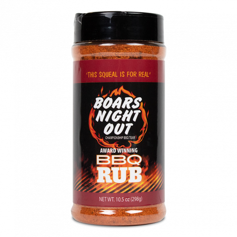 Boars Night Out BBQ Rub - 10.5oz