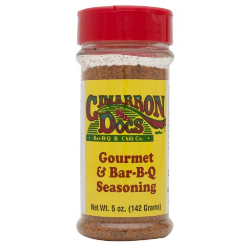 Cimarron Doc's Gourmet & Bar-B-Q Seasoning - 5oz