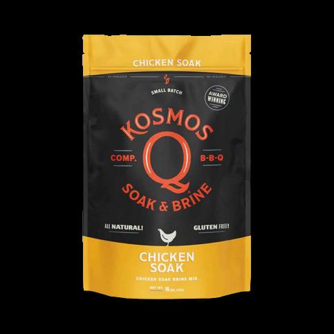 Kosmos Q Chicken Soak Brine - 1lb