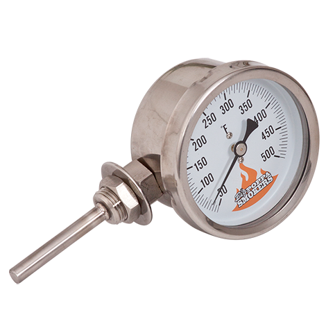 BPS Drum Smoker Thermometer