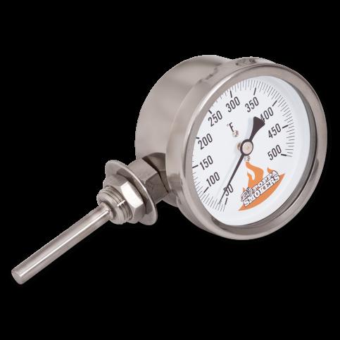 BPS Drum Smoker Thermometer