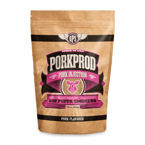 Pork Prod Pork Injection - 16oz