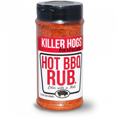 Killer Hogs The Hot Rub - 12oz