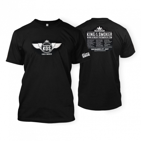 2017 King of the Smoker Shirt