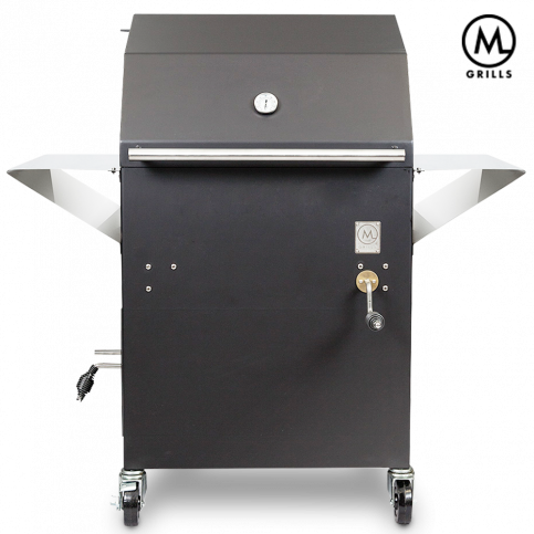 M1 Charcoal Grill & Wood Smoker