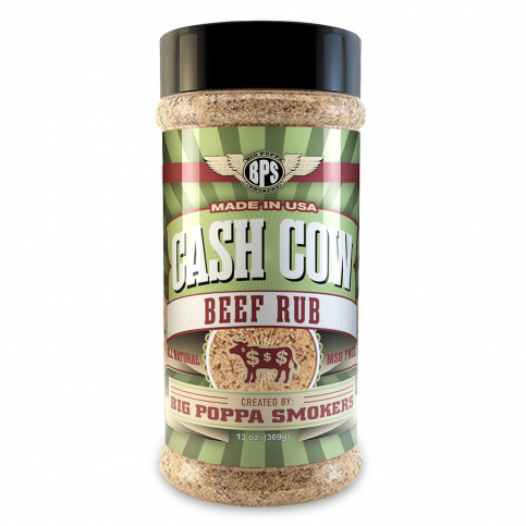 Cash Cow Beef Rub