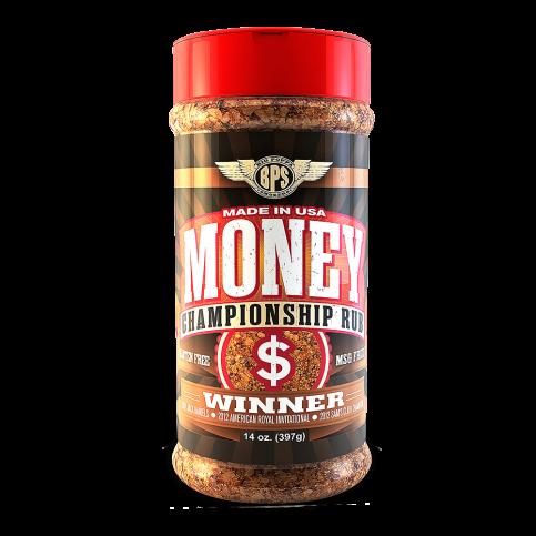 Money BBQ Rub - 14oz