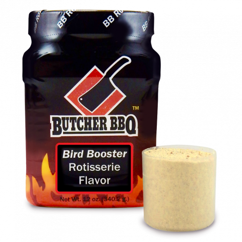 Butcher BBQ Bird Booster Injection - Rotisserie Flavor 12oz
