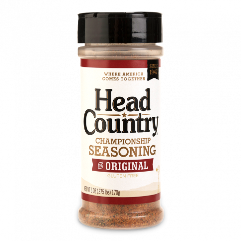 Head Country All Purpose Championship Seasoning