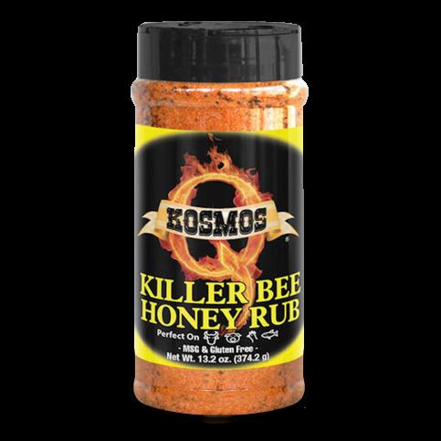 Kosmos Q Killer Bee Honey Rub - 13.2oz