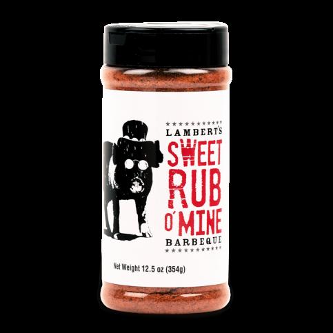Sweet Rub O' Mine - 12.5oz Shaker