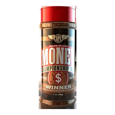 Money BBQ Rub