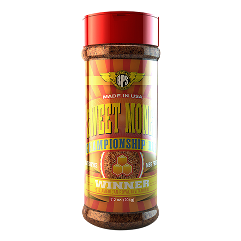 Sweet Money BBQ Rub