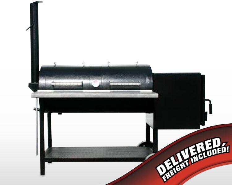 Jambo Backyard Smoker : Smoker Firebox Jambo httpswwwbigpoppasmokerscomstorebbqsmokers