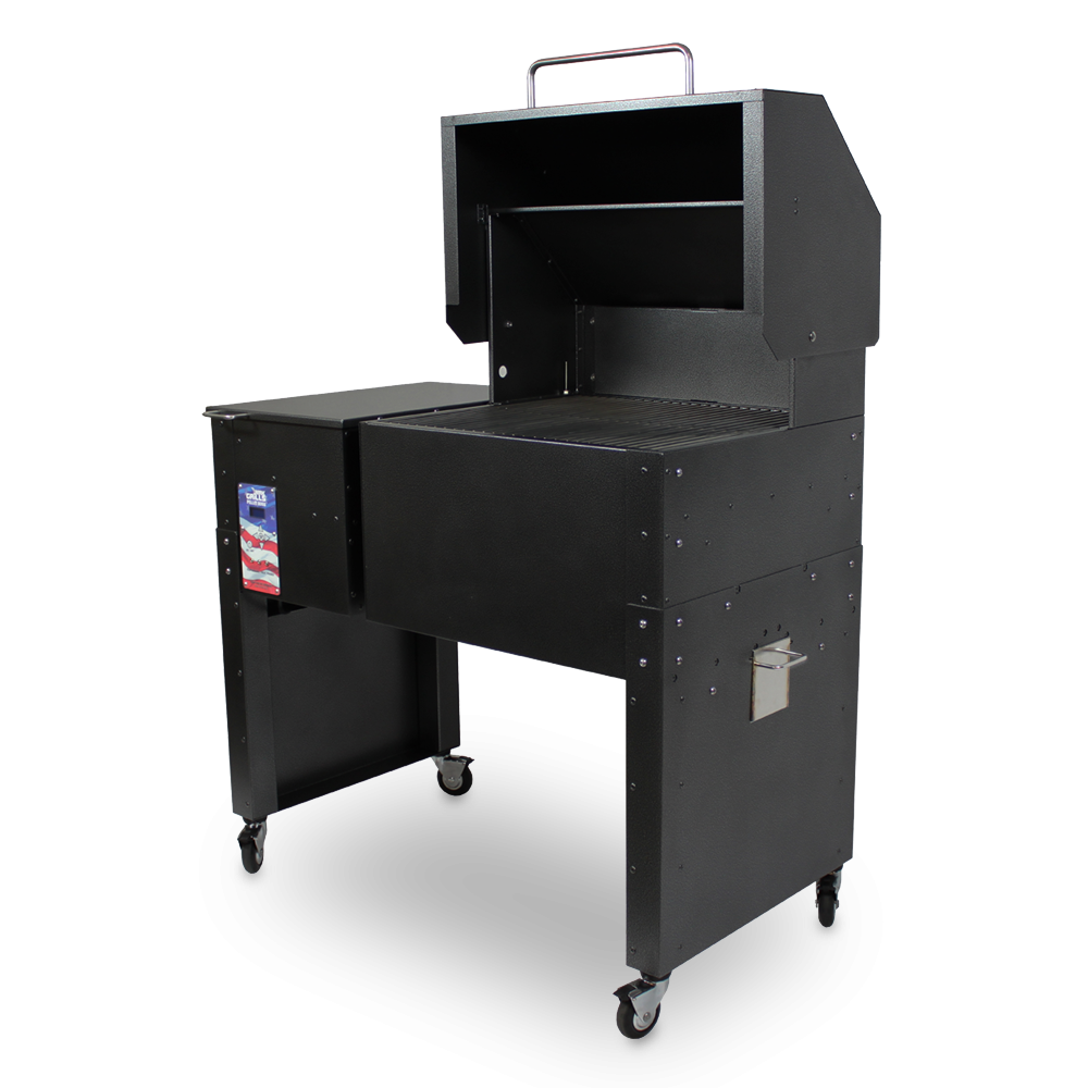 mak 1 star general pellet grill smoker big poppa smokers. Black Bedroom Furniture Sets. Home Design Ideas