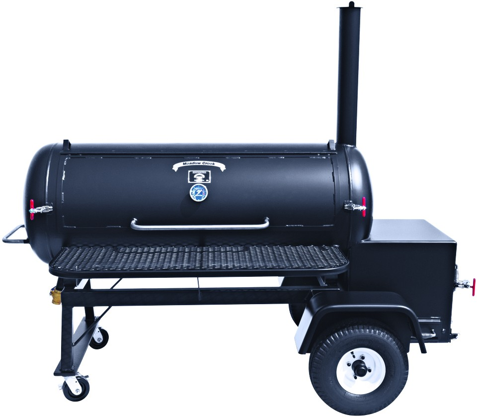 meadow creek ts120p bbq smoker big poppa smokers. Black Bedroom Furniture Sets. Home Design Ideas