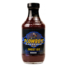 Plowboys Sweet 180 BBQ Sauce 16oz