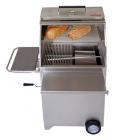 Hasty Bake Continental 84 Stainless Steel Charcoal Grill