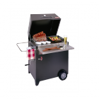Hasty Bake Legacy 131 Powder Coated Charcoal Grill