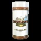 Simply Marvelous BBQ Rub Season All Seasoning - 15oz