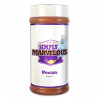 Simply Marvelous BBQ Rub Pecan - 13oz