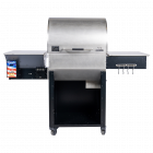 Newest MAK 2 Star General Pellet Grill & Smoker