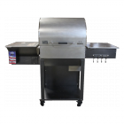MAK 2 Star General Pellet Grill & Smoker 2016 Model w/ FlashFire Igniter