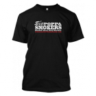 Big Poppa Smokers Classic Black T Shirt